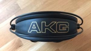 AKG K 240 Testergebnis
