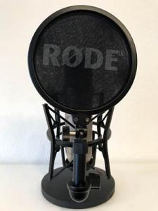 Rode NT1-A mit Zubehör