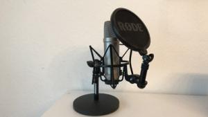 XLR Studiomikrofon