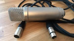 Studiomikrofon Übersicht